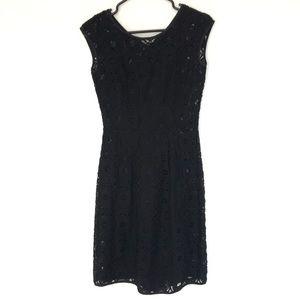 Esprit Black Lace cocktail dress